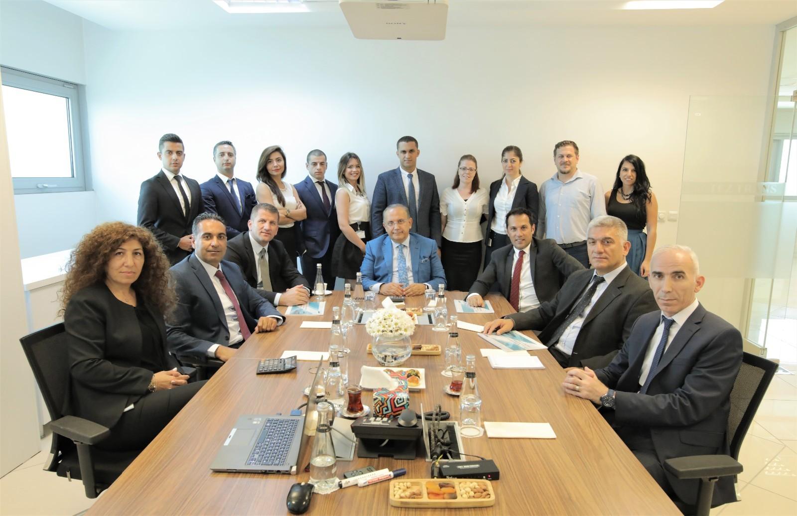 The Chairman Mr. Sonay Gürgen Visited the Logistics Center - Haberler - TezTrans Lojistik